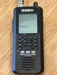 SOLD Uniden BCD436HP Scanner with Radio Shack 800MHz Antenna