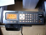 RADIO SHACK PRO-197 DIGITAL TRUNKING DESKTOP POLICE SCANNER, EXCLT, w/MANUAL
