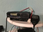 Kenwood TM-471 UHF Radio
