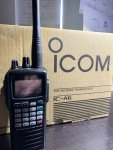 ICOM IC-A6 Aviation Handheld Scanner/Transceiver