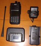LIKE NEW CONDITION TYT MD-380 DMR UHF RADIO