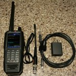 Uniden SDS100 fully upgraded DMR, NXDN, ProVoice, Remtronix and Internal GPS