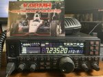 ***Sold***  Yaesu FT-450AT