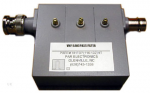 (SOLD)    Par VHFBP is a special bandpass filter designed for the VHF aero band listener.