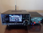 ( SOLD ) ICOM R8600 with accessories and Power Supply - For sale or trade for AR DV-1 Receiver