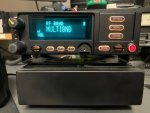 Harris XG-100M Multi Band Radio w/ Phase II