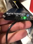 Blue Tail Technologies P25rx